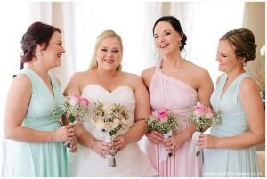 Bridal ladies