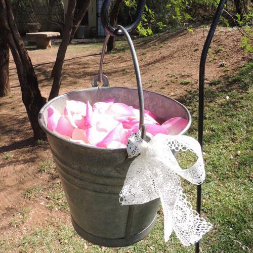 Galvanised Buckets Image