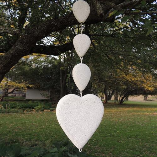 Hanging Hearts Image